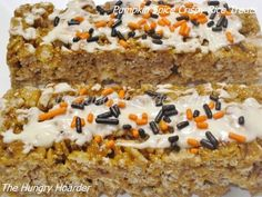 Pumpkin Spice Crispy Rice Treats - It's that time of year where everything is coming up pumpkin. I'm not sure if I love Fall because of all the pumpkin goodies or if I love pumpkin so much that I can't wait for Fall to get here. A simple traditional treat with the flavors of Fall is sure to please all.