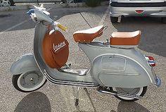Vespa VNB1 als Roller/Scooter in Schleiden