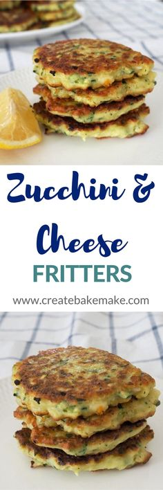 This easy Zucchini and Cheese Fritters recipe is perfect for the whole family and can be made both conventionally and in the Thermomix too! Kebabs, Cheese Fritters Recipe, Keto Snacks, Healthy Snacks, Low Carb Recipes, Cooking Recipes, Yummy Recipes, Cooking Tips, Diet Recipes