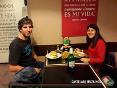 Viernes!!! en Lo de Carlitos Castelar   Ituzaingo