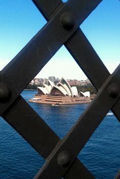 Walking Across the Sydney Harbour Bridge - Don't Pay $200