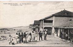 Landes : Saint-Girons Plage.
