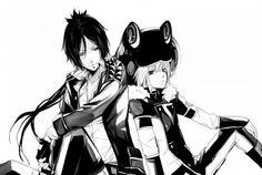 Mukuro & Fran - katekyo-hitman-reborn Fan Art