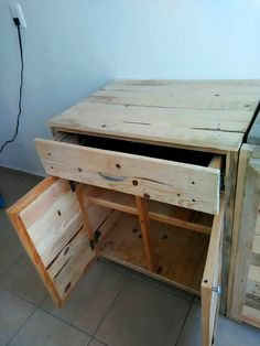 handmade-pallet-kitchen-sink-cabinet-with-drawers.jpg (720×960)
