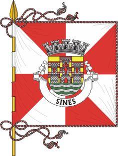 Bandeira de Sines