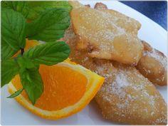 Orejuelas/ Ojuelas Grapefruit, Food, Gastronomia, Home, Sunflower Oil, Juices, Deserts, New Recipes, Eten