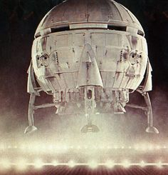 The Ares 1B Lunar Lander from 1968's 2001: A Space Odyssey.