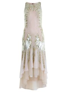 Gold Embellished Maxi Dress        Price: $210.00      Color: GOLD COLOR      Item code: 18E08KGLD