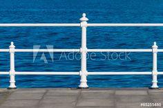Hafenpromenade, Meer, Fernweh
