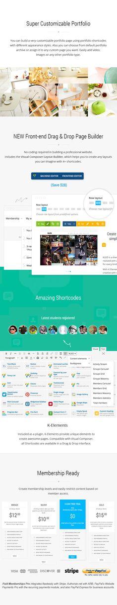 WordPress - KLEO – Next level Premium WordPress Theme | ThemeForest