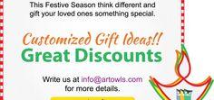 Personalized Gift Ideas This Festive Season