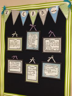 3rd Grade Pad : Hopping into the Love of Teaching Feet First!: Monday Made It Monday Meet Up.....Pinterest Classroom Decor