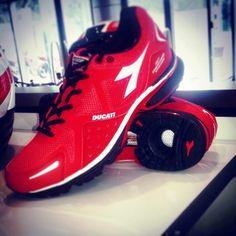 Nuove scarpe Ducati Corse