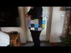 Schultertasche mit Reißverschluss - YouTube