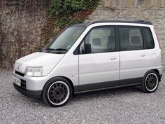 Fizbne's 1998 - Daihatsu Move JDM 850cc Kei Car | Retro Rides Kei Car, Daihatsu, Jdm, Retro, Mini, Japanese Domestic Market, Retro Illustration