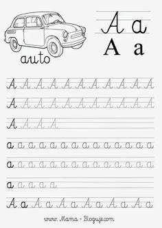 2nd Grade Reading Worksheets, English Worksheets For Kids, Kids Math Worksheets, Alphabet Worksheets, Teaching Cursive Writing, Cursive Handwriting Practice, Cursive Writing Worksheets, Preschool Workbooks, Kindergarten Writing