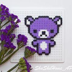 Медведь . #термомозаика_shushuhome_ap