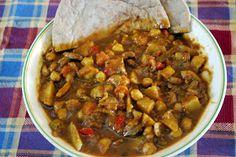 Mille Fiori Favoriti: Moroccan Vegetarian Stew