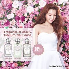 26 Jun-31 Jul 2015: The Face Shop Fragrance of Beauty Promotion
