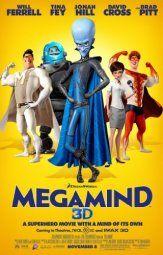 Megamind - Megamente