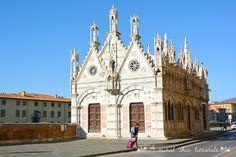 Pisa - Iglesia Santa María de la Espina