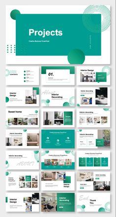 Blue Business Project Report Presentation Template – Original and high quality PowerPoint Templates Ppt Design, Layout Design, Design De Configuration, Game Design, Booklet Design, Design Posters, Graphic Design, Ppt Template Design, Wireframe Design
