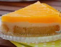 Δροσερό και γρήγορο γλυκό ψυγείου με γεύση πορτοκάλι - Είναι πολύ ελαφρύ - ΓΛΥΚΕΣ - Youweekly Lollipop Bouquet, Greek Recipes, Cheesecake, Pudding, Sweets, Desserts, Food, Sweet Pastries, Meal
