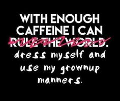 40 Funny Memes & Coffee Quotes That Prove Our Caffeine Addiction Is Real Happy Caffeine Awareness Month! Best Funny Pictures, Funny Photos, Caffeine Addiction, Morning Humor, Coffee Humor, Funny Coffee, Funny Quotes About Coffee, Coffee Quotes Sarcastic, Happy Coffee