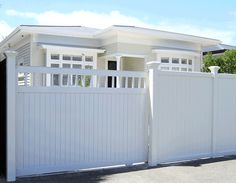 InStyle Gates Aluminium Tongue & Groove Driveway Gate