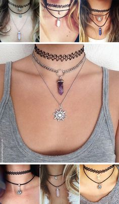 Alerta de Moda: Gargantilha Choker ou Tattoo Chocker | I Love Fashion