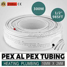 11 Best PEX Tubing images | Pex tubing, Radiant heat, Clamp tool