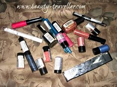 Beauty Traveller: NYX Cosmetics Haul - A dream one