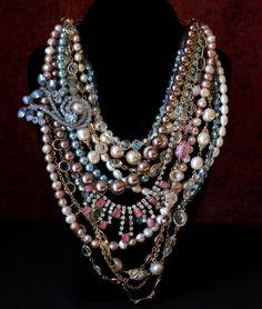 bohemian style jewelry making | Bohemian Jewelry