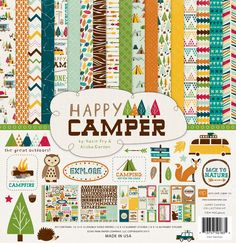 Echo Park, Happy Camper