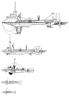 """Comparison chart of various Liftwood ships from  Dan Thompson's website, """"Adventures on the Red Planet"""" - Checkout the fistion!"""
