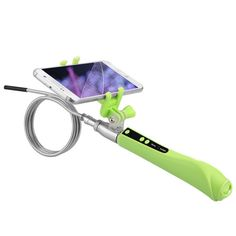 AN102 8.0mm Lens 720P Handheld IP67 Endoscope Android PC USB Inspection Tube Camera  0.5M/ 1M/ 3