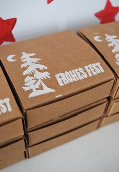 In diesem Jahr gibt es für unsere Freunde und Verwandten zu Weihnachten kleine Geschenke aus der Küche - verpackt in einem Holzkörbchen. (...