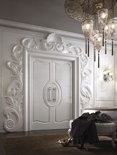 Luxury furniture with classic design - Pregno Italy