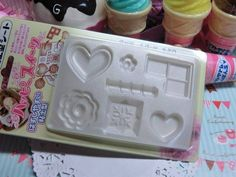 Debika chocolate mold
