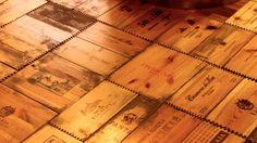 8 необычных деревянных напольных покрытий - 3