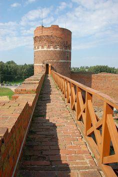 Zamek Książąt Mazowieckich, Ciechanów