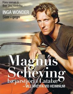 Magnus Scheving From The Kids Show Lazy Town #Iceland | I ...