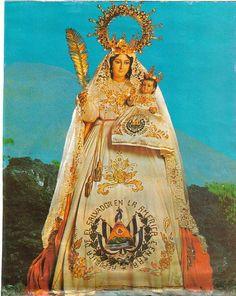 Nuestra Señora de la Paz, el salvador -