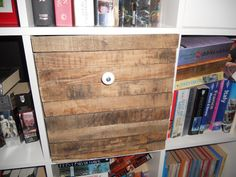 Popular Old wood Expedit box IKEA Hackers