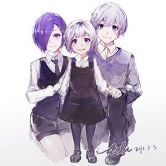 Find images and videos about anime, tokyo ghoul and kaneki on We Heart It - the app to get lost in what you love. Tokyo Ghoul Tumblr, Tokyo Ghoul Fan Art, Manga Tokio Ghoul, Tokyo Ghoul Manga, Kaneki Y Touka, Ken Kaneki Tokyo Ghoul, Tokyo Ghoul Cosplay, Fire Emblem Awakening, Dark Fantasy