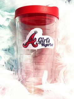 Girls of all ages are invited to attend Girls Night Out at Turner Field Friday, May 17, 2013! Enjoy a pre-game party in Right Field Patio from 5:30-7:30 p.m. before watching the Atlanta Braves take on the L.A. Dodgers. Girls Night Out attendees will receive a custom Tervis Tumbler and a feather boa when they arrive at the pre-game party to help cheer on the team. A portion of every ticket will be donated to CURE Childhood Cancer.  WHO'S WITH ME?!