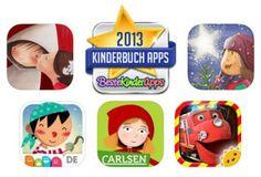 Kinder App Preis2013: Die besten Kinderbuch Apps