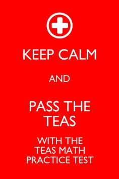 The TEAS Mathematics practice test is specifically designed to ensure that the test-taker is knowledgeable about the TEAS and is able to know what to expect when it is time to take the Mathematics portion of the TEAS.