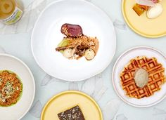 Tom Parker-Bowles goes wild and freshly foraged at a newly opened Central London restaurant...