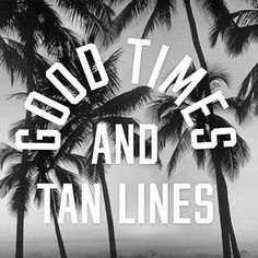 Lines tan girls young nice